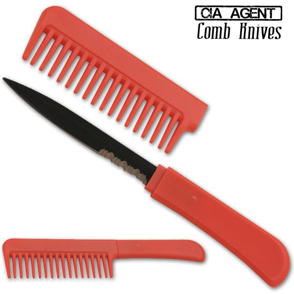 Panther Brands – Red Comb Knife