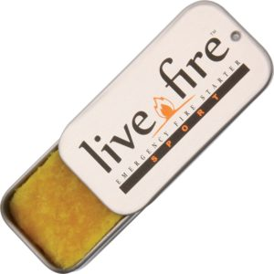 Live Fire – Single Fire Starter